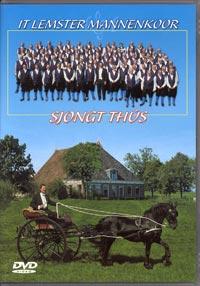 It Lemster Mannekoar sjongt thús - DVD