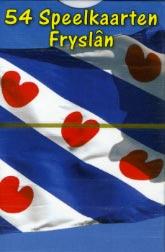 54 speelkaarten Fryslân