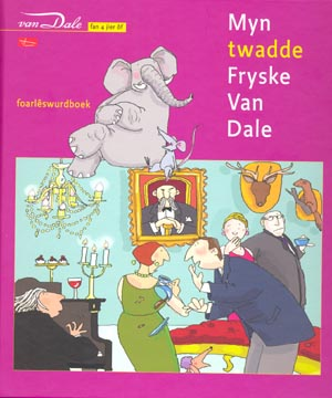 Myn twadde Fryske Van Dale