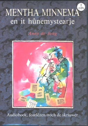 Mentha Minnema en it hûnemystearje - Audioboek
