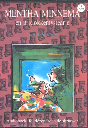 Mentha Minnema en it klokkemystearje - Audioboek