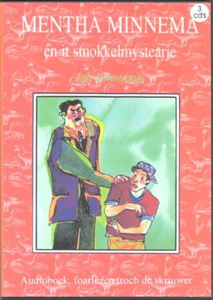 Mentha Minnema en it smokkelmystearje - Audioboek