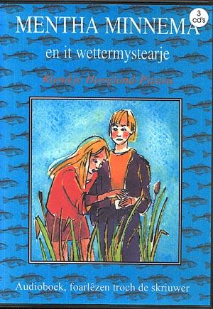 Mentha Minnema en it wettermystearje - Audioboek