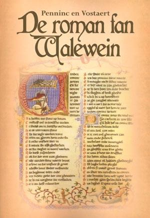 De roman fan Walewein