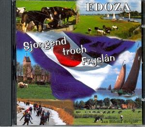 Edoza- Sjongend troch Fryslân