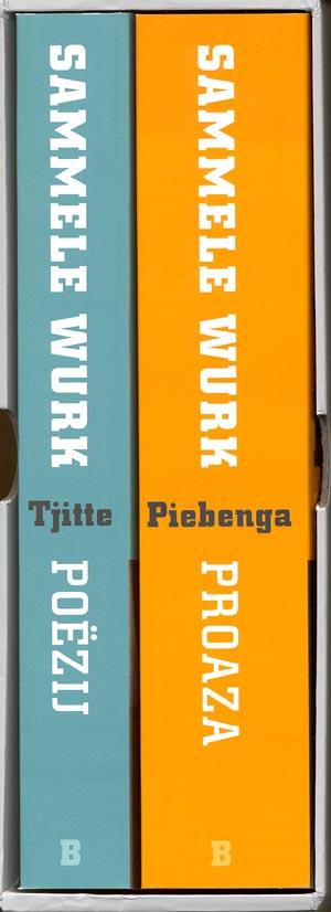 Tjitte Piebenga - Sammele wurk