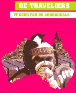 De Traveliers - It goud fan de Aboriginals - Audioboek