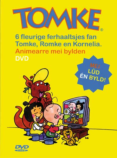 Tomke- 6 fleurige ferhaaltsjes fan Tomke, Romke en Kornelia