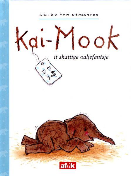 Kai-Mook it skattige oaljefantsje