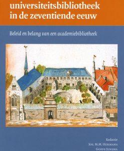 De Franeker universiteitsbibliotheek in de zeventiende eeuw