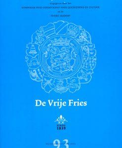 De Vrije Fries 2013 - nû. 93