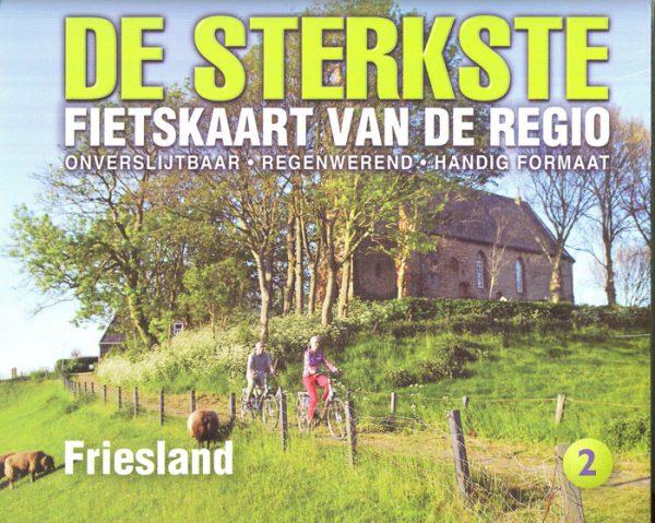 De sterkste fietskaart van de regio