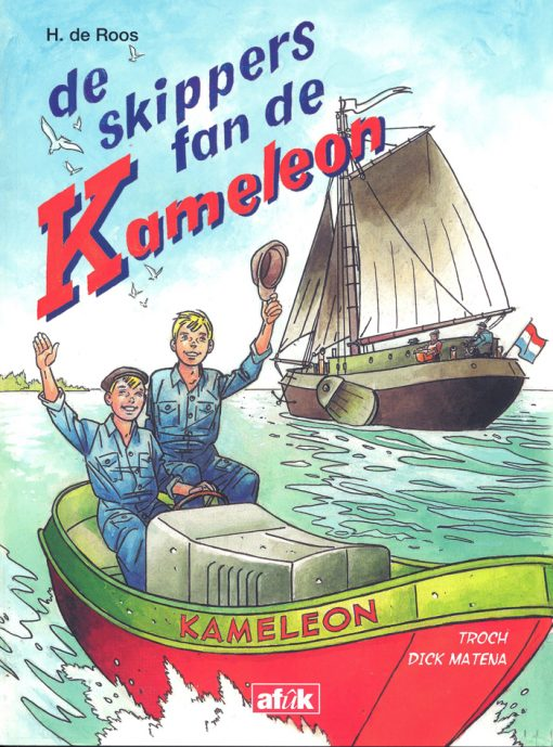 De skippers van de Kameleon