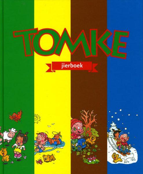 Tomke jierboek