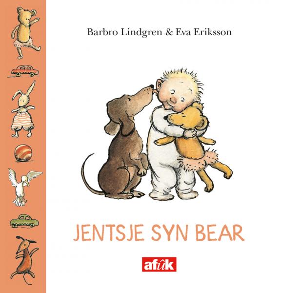 Jentsje syn bear