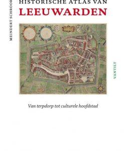 Historische atlas van Leeuwarden