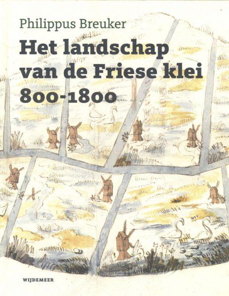 Het landschap van de Friese klei