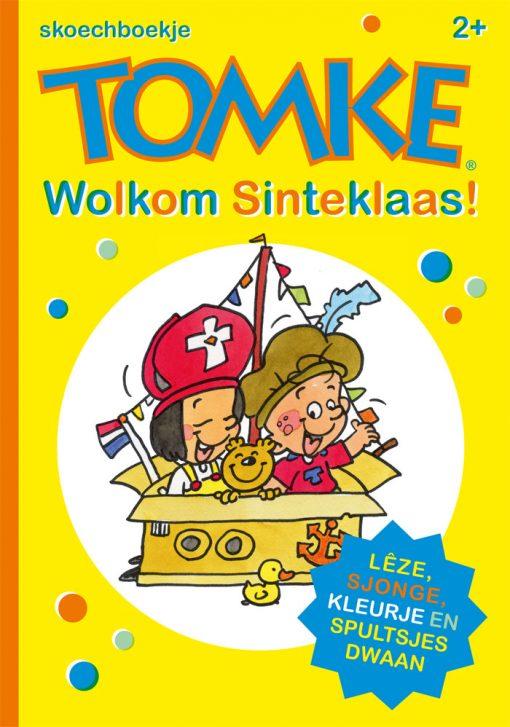 Tomke Wolkom Sinterklaas