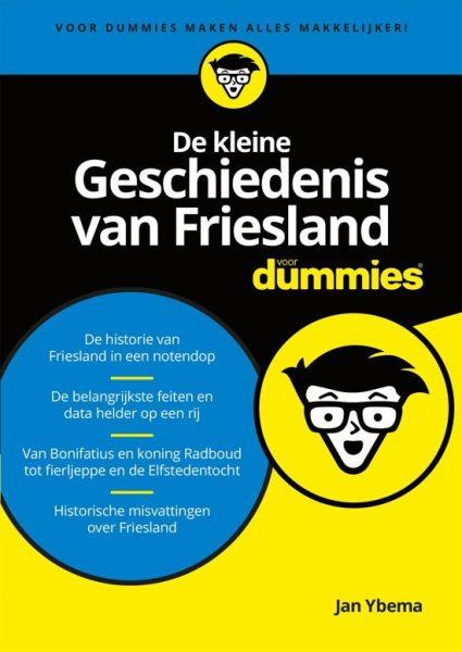 De kleine geschiedenis van Friesland