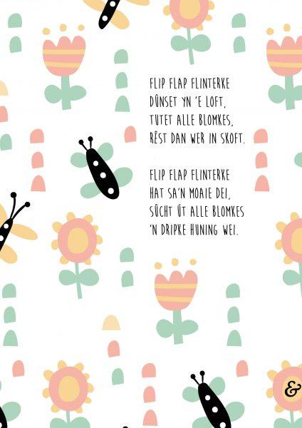 Flip flap flinterke