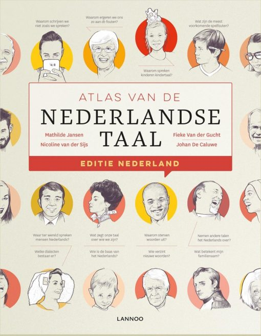 Atlas vna de Nederlandse taal