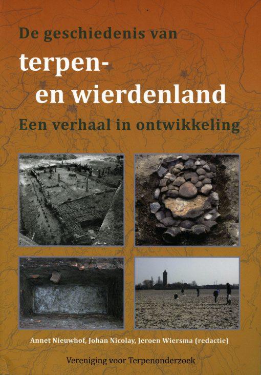 De geschiedenis van terpen- en wierdenland