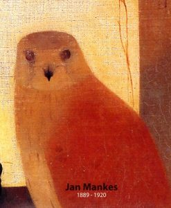 Fûgelkaarten Jan Mankes