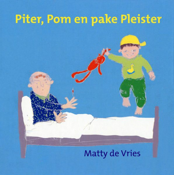 Piter Pom en pake Pleister