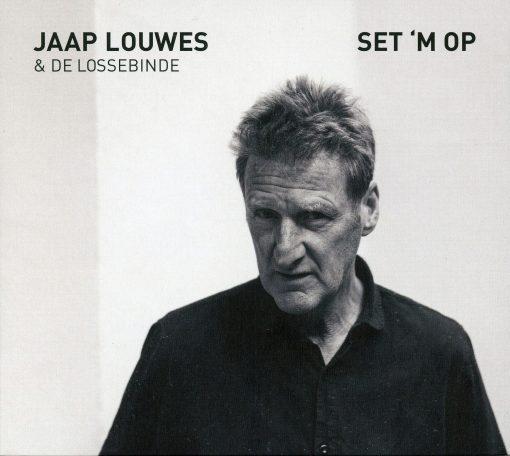 Set 'm op - Jaap Louwes cd