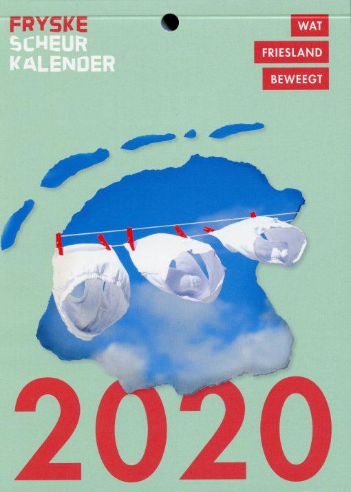 Fryske Scheurkalender 2020