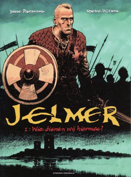 Jelmer - Stripboek
