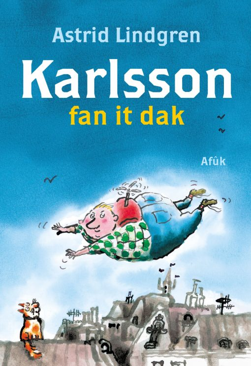 Karlsson fan it dak