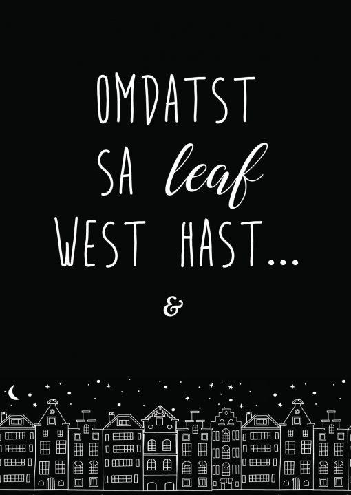 omdatst sa leaf west hast