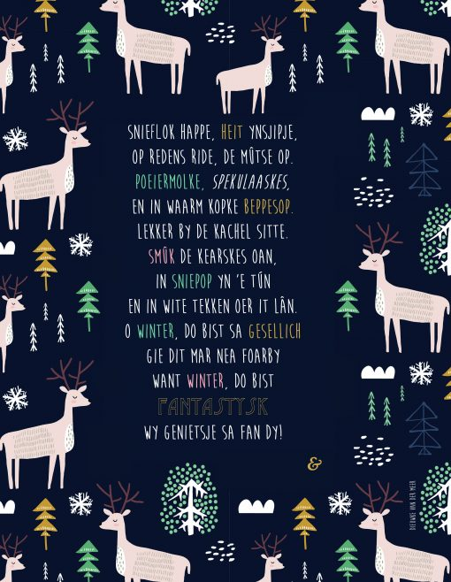 winter gedicht