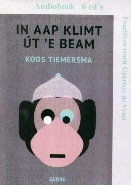 In aap klimt út 'e beam - audioboek