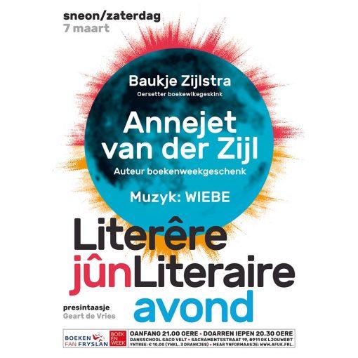 Ticket Literêre jûn 2020