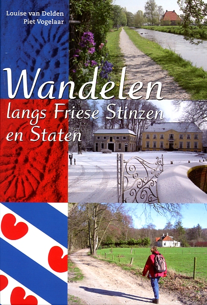 Wandelen langs Friese Stinzen en Staten