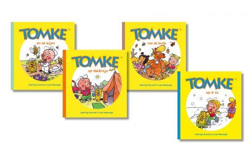 Tomke en de seizoenen