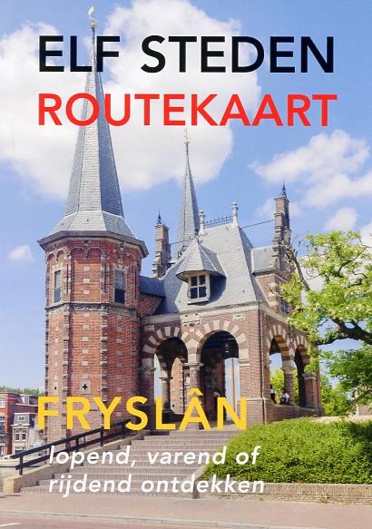Elf steden Routekaart