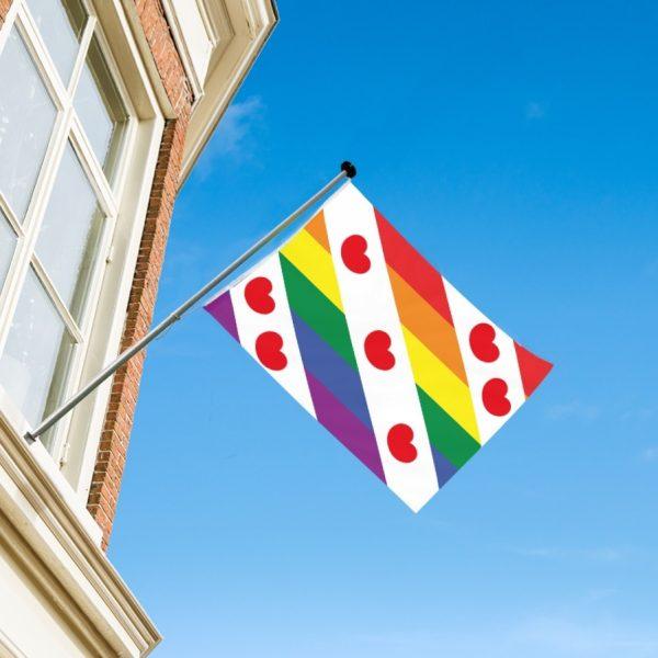 Friese Regenboogvlag