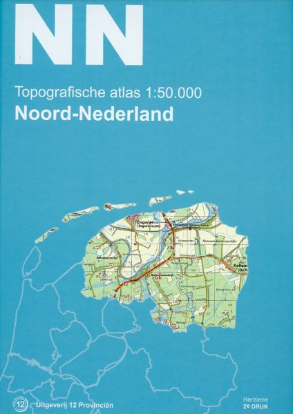 Topografische atlas NN