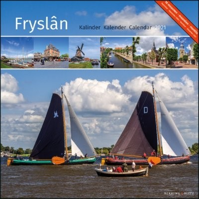 Fryslân kalinder 2021