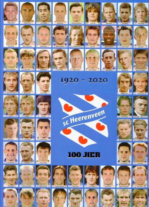 100 jier SC Heerenveen