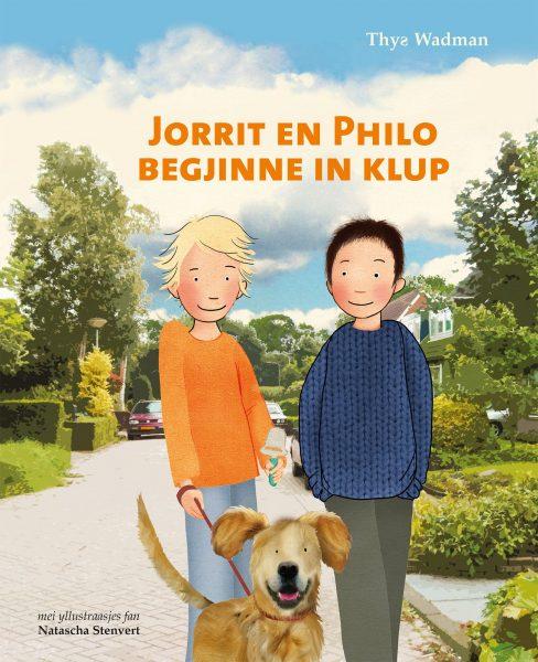 Jorrit en Philo begjinne in klup