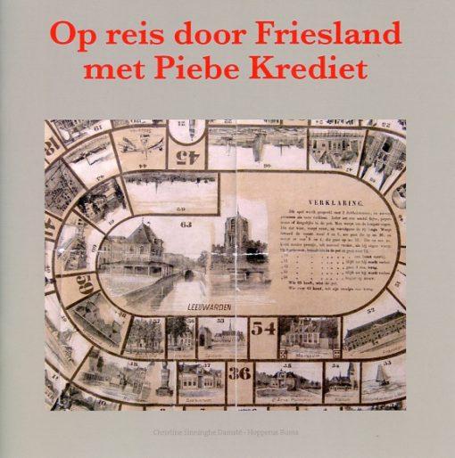 Op reis door Friesland
