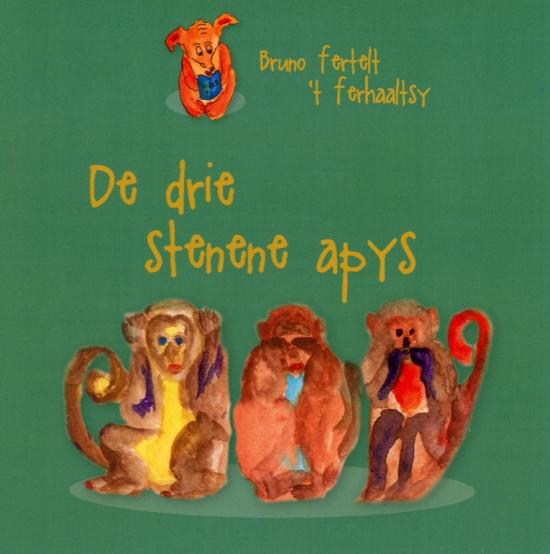 De drie stenene apys