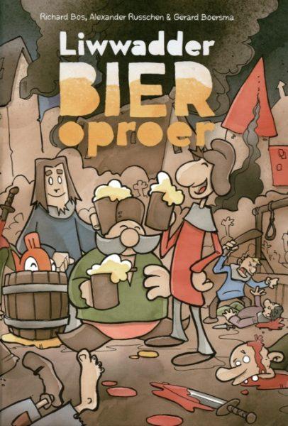 Liwwadder bieroproer