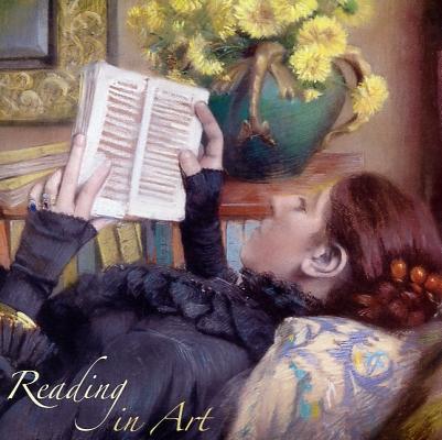 Kaarten Reading in Art