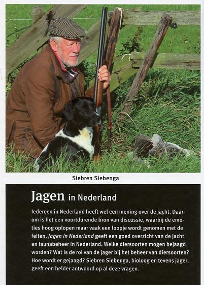 Jagen in Nederland achter
