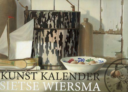 Kunstkalender Sietse Wiersma